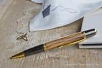 Donegal Pens Sierra Elegant Gold Olivenholz
