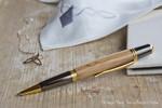 Donegal Pens Sierra Elegant Gold Eichenholz