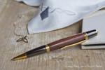 Donegal Pens Sierra Elegant Gold Fliederholz