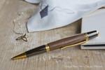 Donegal Pens Sierra Elegant Gold Walnussholz
